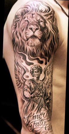 Realism Tattoo by Jun Cha | Tattoo No. 4419