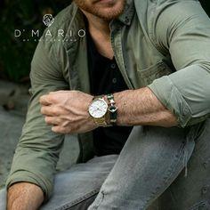 Leather, Men, Fashion, Men Watches, Moda, Fashion Styles, Guys, Fashion Illustrations