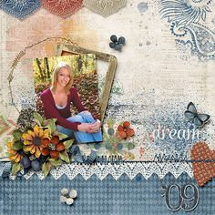 #digiscrap #TDC #KimericKreations  Blue Jean Kinda Girl (Collection) by Kimeric Kreations http://www.thedigichick.com/shop/Blu...ollection.html