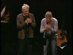 Yves Duteil avec Daniel Lavoie en duo sur 'La langue de chez nous' - Bon...