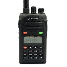 WouXun KGUV2D HamCommercial Dual Band VHFUHF 136174400480 MHz Handheld Twoway Radio *** You can get additional details at the image link.