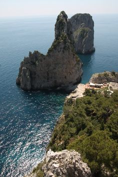 Capri, Italy - loved it there!