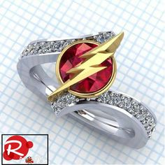 The Flash Ring - save 40% Now - Pre order