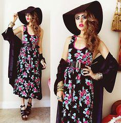 Las Vegas Fashion Blogger Bebe Zeva knows how to bring the drama.
