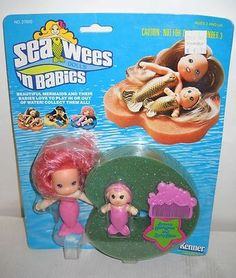 Sea Wees dolls.....I remember having one of these.