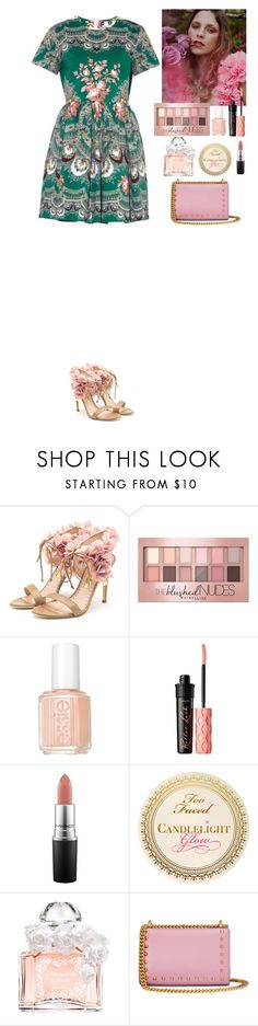 """""""Lovely outfit"""" by eliza-redkina on Polyvore featuring мода, Abito, Rupert Sanderson, Maybelline, Essie, Benefit, MAC Cosmetics, Guerlain, Gucci и outfit"""