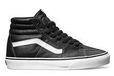 Vans Sk8-Hi Aged Leather / Fall 2012
