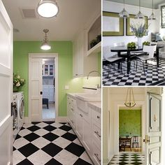 Add Spring Freshness to Your Decorating Scheme With a Pop of Green - www.casasugar.com