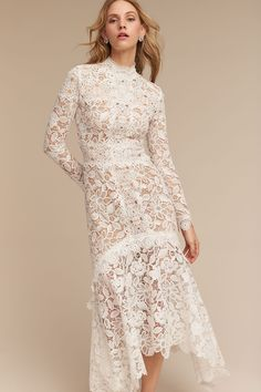 nessa gown from bhldn