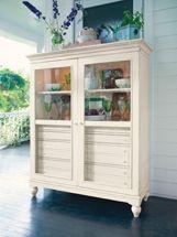 "Paula Deen's ""Bag Lady's Cabinet"""