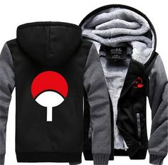 Sasuke The Uchiha Clan Jacket