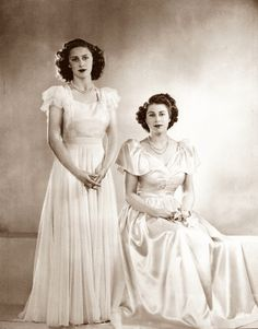 royaland:  Margaret and Elizabeth