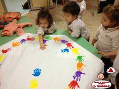 CENTRO DE EDUCACIÓN INFANTIL EL TRIANGULO: Celebramos el Día de la Paz y No Violencia escolar