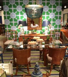 High Point Market Fall 2015 | Design Blogger's Tour | Part I - laurel home