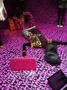 Louis Vuitton Marc Jacobs exhibition at Les Arts Decoratifs