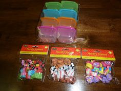 math centers, math manipulatives, graphing boxes