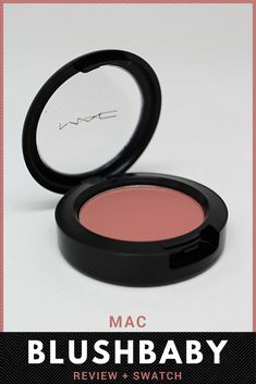 MAC Blushbaby Review & Swatch | MacyxMakeup | Lifestyle & Beauty Blog