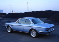 BMW 3.0 the best looking coupe to ever come out of Germany