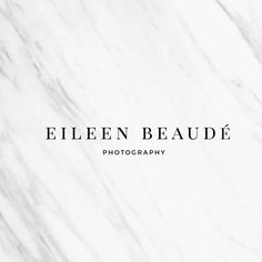 Pre Made Logo Design for Photographers  by MademoiselleGraphics