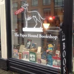 The Paper Hound. Vancouver, B.C.