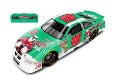 Bobby Labonte ran this at the second Talladega race in the 2001 season