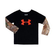 Under Armour Boys' Pre-School UA Hunt Camo Long Sleeve 5 Rifle Green Under Armour,http://www.amazon.com/dp/B00E8PI0HS/ref=cm_sw_r_pi_dp_Sg1Wsb0PQFS0PVX4