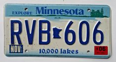 $9.99 free shipping Explore+Minnesota+10000+Lakes+License+Plate  sc 1 st  Pinterest & 2004+Florida+Antique+Car+License+Plate+064245 $16.99 Free shipping ...
