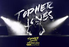 Topher Jones at Oak Lounge Milwaukee Friday October 3rd