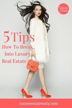 Learn how to attract high end real estate clients! Discover actionable tips to selling high end real estate and how to break into the luxury real estate market by San Diego Real Estate Agent Joy Bender | Luxury Realtor® #luxuryrealestate #realtorlife #realtor, #realestatemarketing #realestatebuz #realestate #REDigitalMarketing