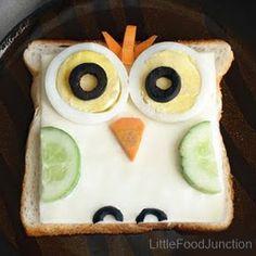 """Képtalálat a következőre: """"kreatív szendvicsek gyerekeknek"""""""