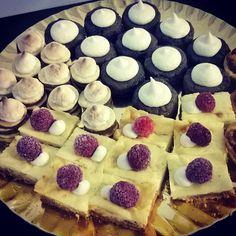 Mini Bela's - NY cheesecake, Rogel y torta oreo.