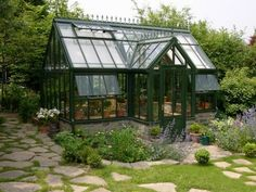 Gardening all year is feasible with the proper greenhouse plans and the way to backyard in them. It's true that lots of the extra elegant greenhouses will be costly, so why not get ideas for constructing a greenhouse of your individual at half the price Outdoor Greenhouse, Greenhouse Effect, Backyard Greenhouse, Small Greenhouse, Greenhouse Plans, Greenhouse Wedding, Back Gardens, Glass House, Hydroponics