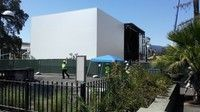 Apple building massive structure for iPhone 6 launch New larger venue for September 9, complete with Apple modifications