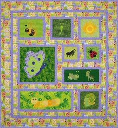 Baby Bug Quilt Pattern