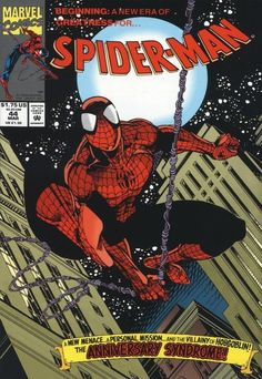Spider-Man #44 - The Anniversary Syndrome