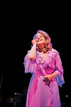 Renée Fleming stars as Blanche DuBois in A #Streetcar Named Desire at Lyric Opera of Chicago. © Todd Rosenberg Photography 2013