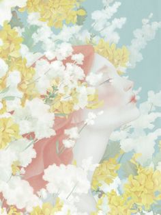 Hsiao Ron Cheng All the flowers