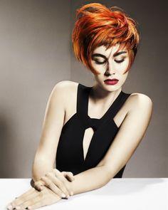 Saco - French Flair Collection #saco #alainpereque #choppy #hairstyles #прически #укладки #окрашивание #стрижки #волосы