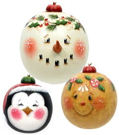 Christmas Ball Ornaments Pattern