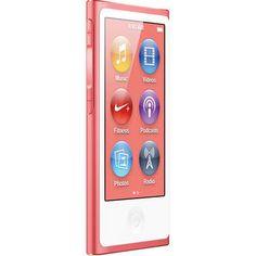 Apple 16GB iPod nano (Pink) (7th Generation)