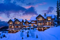 7 Seriously Spectacular Ski Cabins | California Home + Design