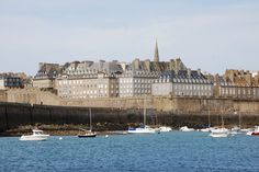 St Malo, Brittany - France