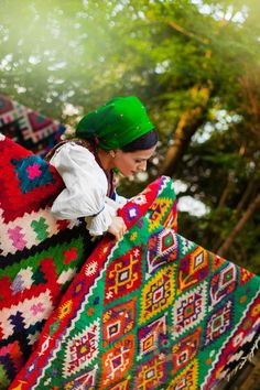Folk Costume, Costumes, Folklore, Head Wraps, Scarves, Positivity, Traditional, Popular, Knitting