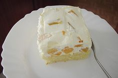 Fantakuchen 11 Amazing Cakes, Vanilla Cake, Great Recipes, Bakery, Pie, Sweets, Cheese, Cooking, Desserts