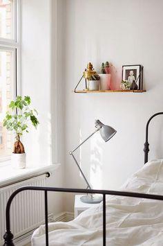 Clean, minimal spaces