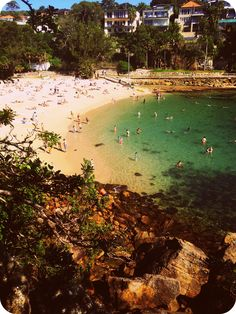 Shelly Beach in Manly... #manlybeach  #sydney - Sydney, Australia.