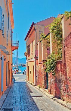 Aigina island