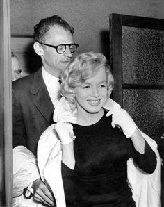 September 5, 1956 , Marilyn Monroe