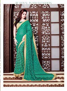 Indian Dress Wedding Bollywood Sari Pakistani Partywear Designer Saree Ethnic…
