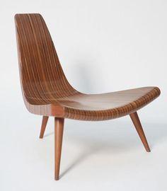 Cadeira 3 Pés // Joaquim Tenreiro [1947]